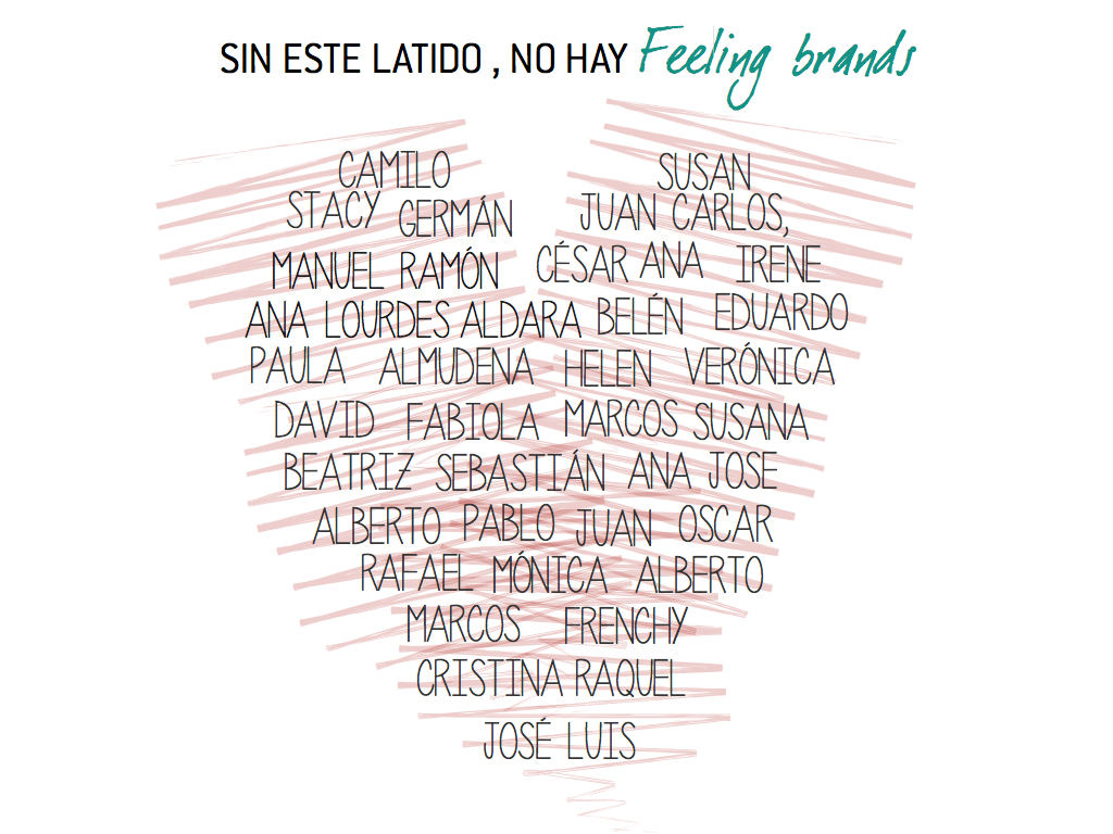 El latido de Feeling Brands